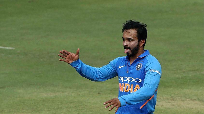 India sweat over Jadhav's shoulder injury ahead of CWC19