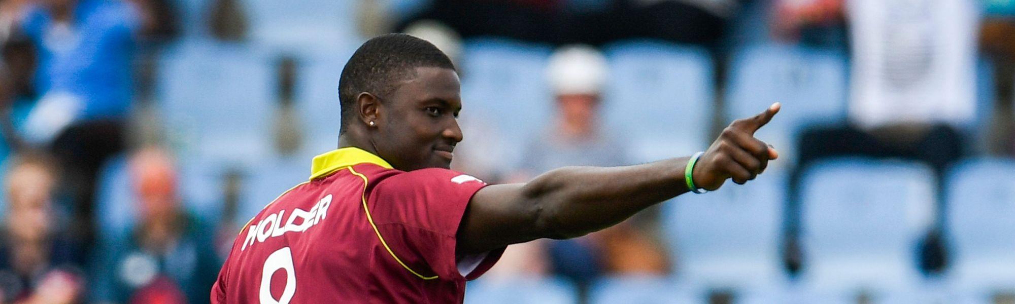Holder - West Indies