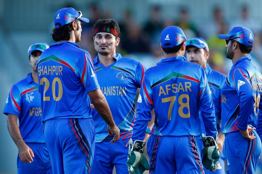 Hassan took eight wickets in six matches during the 2015 World Cup