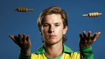 If Adam Zampa's leg-spin doesn't get you, his psychic powers will