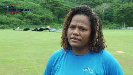 Women's Qualifier 2019 – EAP:  Fiji v Indonesia – Pre-match interviews