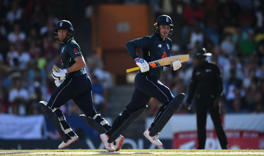 Jonny Bairstow and Jason Roy seem set to be England's first-choice opening pair at the World Cup
