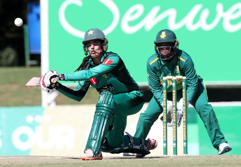 Pakistan almost completed their highest ODI chase