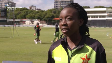 Women's Qualifier 2019 – Africa: Final – Pre-match interview
