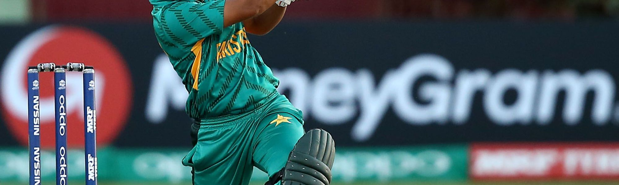 Nida Dar notched up a 37-ball 75