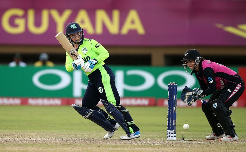 Mary Waldron stated her desire to both play and umpire in a World Cup final at Eden Gardens