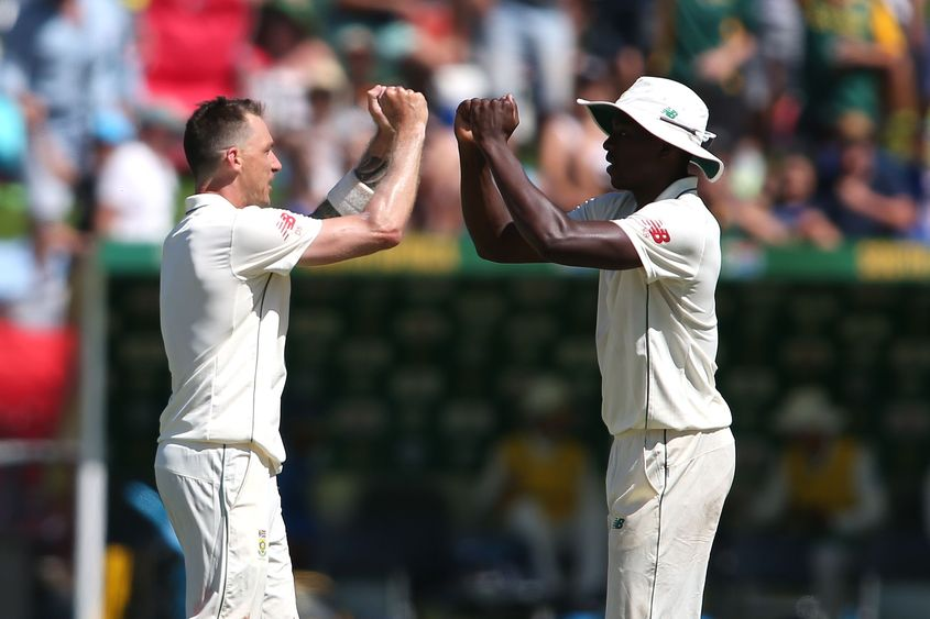 Steyn and Rabada form one of the best new-ball combinations in modern-day cricket