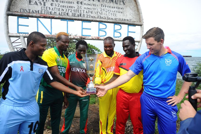 ICC T20 World Cup Africa Final Qualifier