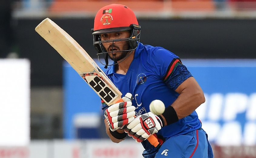 Gulbadin Naib will be making his captaincy debut in the first ODI against Ireland
