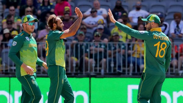 Du Plessis wants South Africa to let go of fear of failure