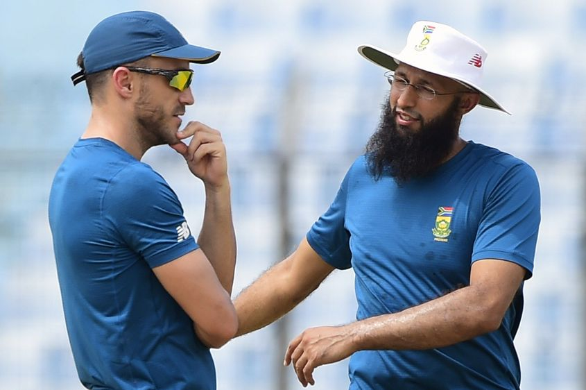 'If we believe Hash [Amla] is the guy with the best form for the first game then he will be picked'