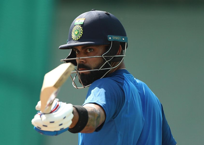 Virat Kohli is already India's third-highest run-scorer of all time in ODIs