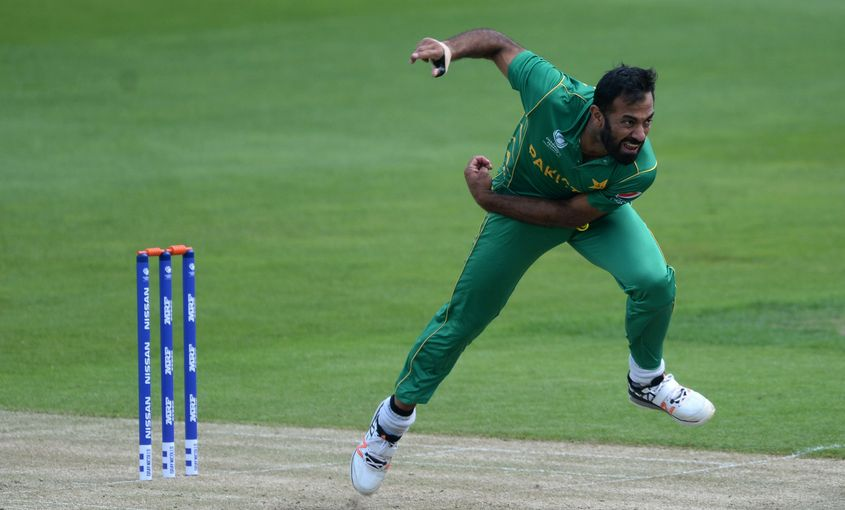Wahab Riaz hasn't played one-day cricket for Pakistan in nearly two years