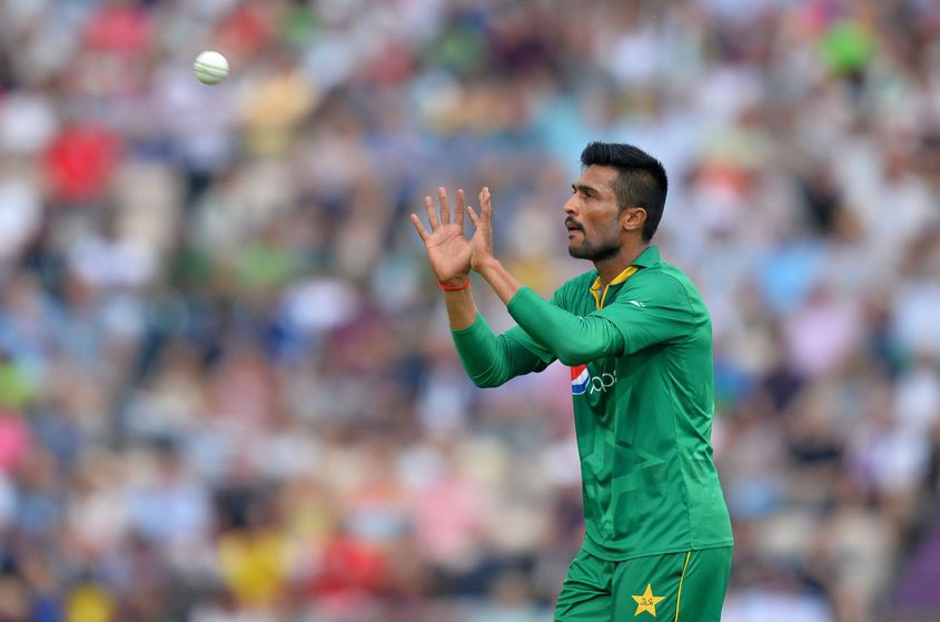 Mohammad Amir, Wahab Riaz named in Pakistan's World Cup squad