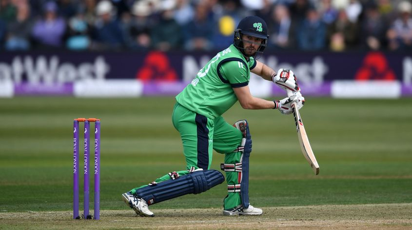 With 432 runs in nine innings, Andy Balbirnie has been the most prolific batsman for Ireland in 2019