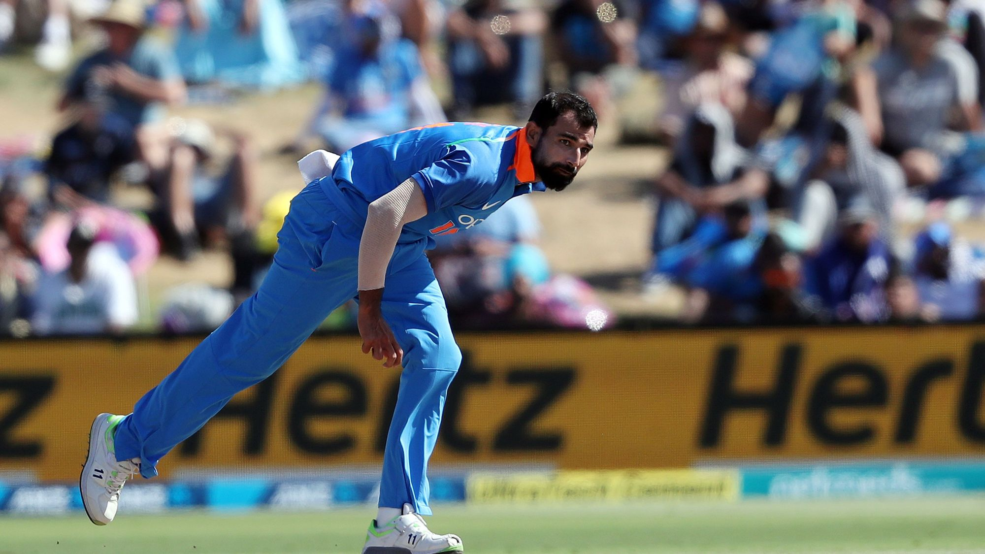 'Stronger, faster and fitter', Shami hopes for another good World Cup