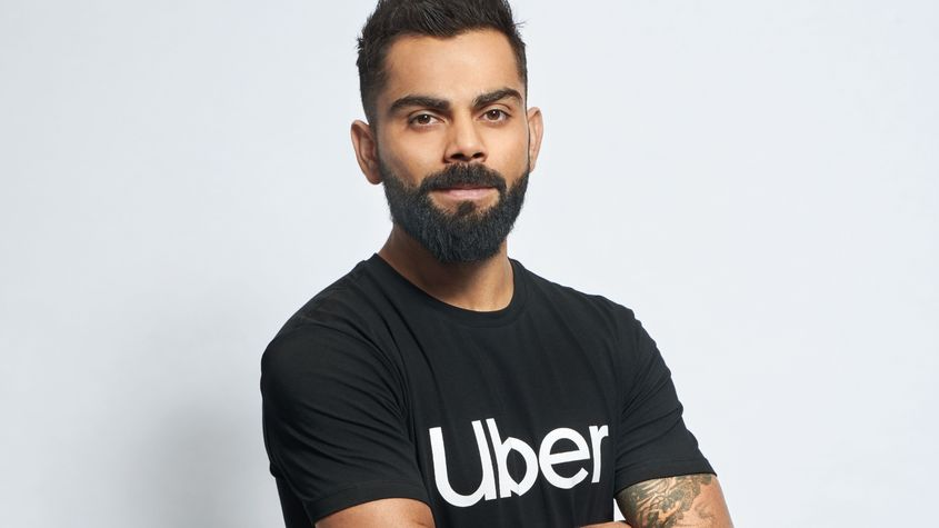 'Delighted that Uber and the ICC  t