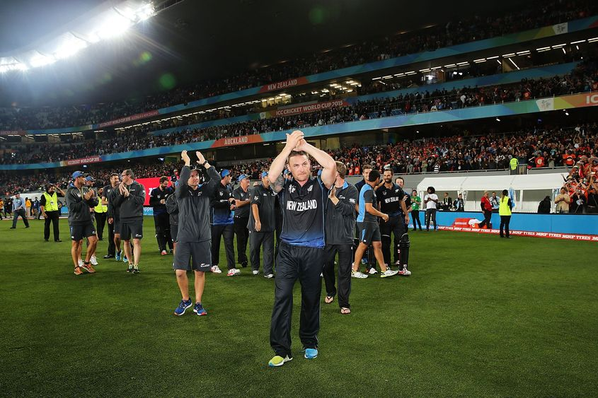 New Zealand had their most successful World Cup campaign in 2015, remaining unbeaten till the finals against Australia