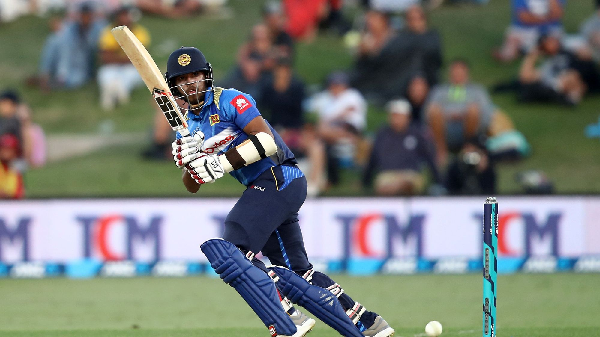 Win, fifty for Karunaratne on ODI captaincy debut