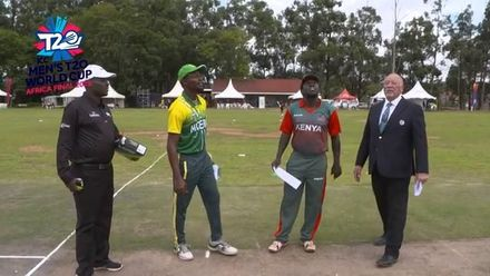 Men's T20 World Cup Africa Final Qualifier: KEN v NGR Highlights