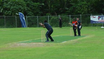 Women's Qualifier – EAP: Top five wickets