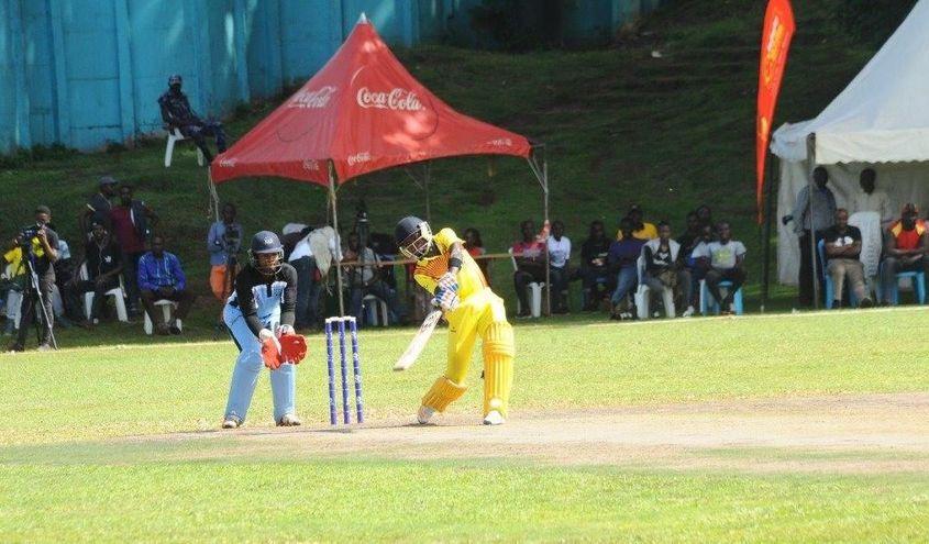 Arnold Otwani smashed 44 in 27 balls to give Uganda 142 to defend