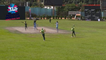 Men's T20WCQ Africa Final: Botswana v Nigeria – Nigeria win by 11 runs