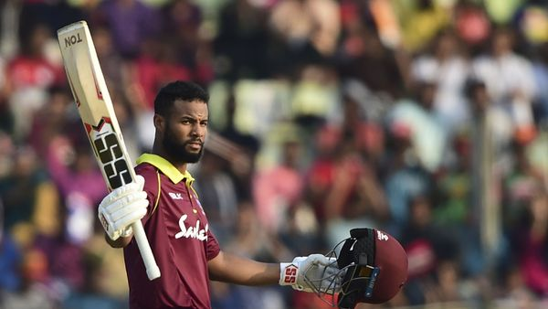 Shai Hope breaks into top five batting rankings