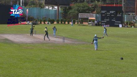 Men's T20WCQ Africa Final: Botswana v Nigeria – Adithya Rangaswamy's 4/21
