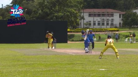 Men's T20WCQ Africa Final: Namibia v Uganda – Highlights