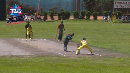 Men's T20WCQ Africa Final: Uganda v Kenya – Highlights