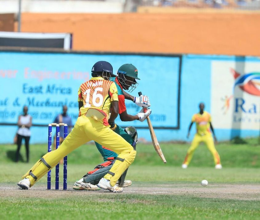 Rakep Patel scored a 22-ball 51 to help Kenya to victory