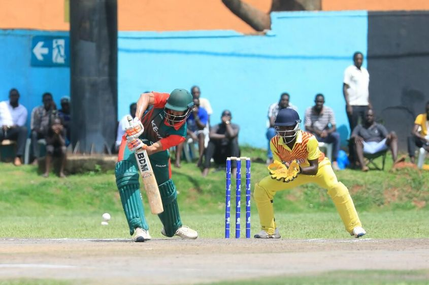 Irfan Karim played a solid knock for his team