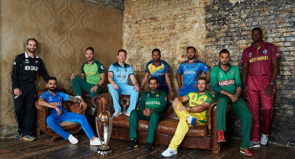 ICC Captain's Media Day, May 23 2019