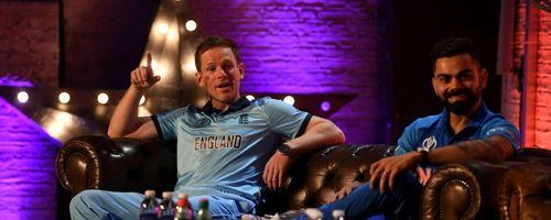 Eoin Morgan's England are No.1 and the skipper knows it, but Virat Kohli's Indian troupe aren't too far behind