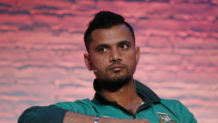 Bangladesh aren't being touted as favourites by many, but skipper Mashrafe Mortaza looks quietly confident