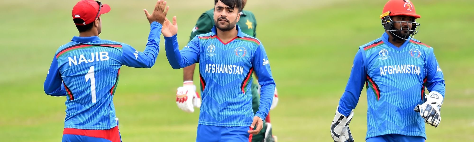 Rashid picked up 2/27 from nine overs in the warmup victory against Pakistan