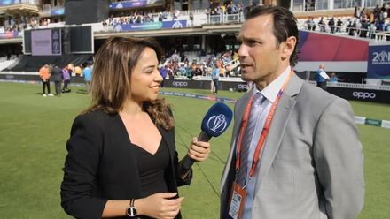CWC19 WU4: Ind v NZ – Match wrap with Mark Ramprakash