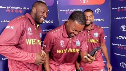 West Indies digital session wrap