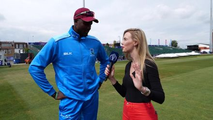 Jason Holder: It's just a case of us creating our own legacy