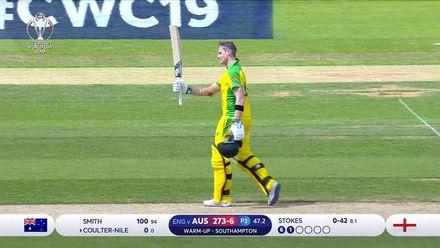 CWC19 WU3: England v Australia - highlights