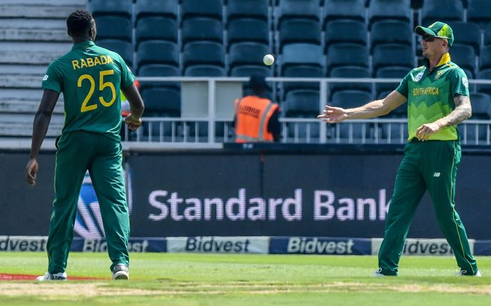 Pace pair ready to spearhead South Africa charge