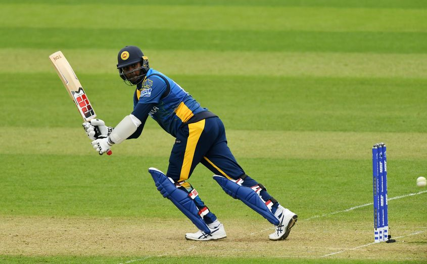 Matthews returned to Sri Lanka's ODI team after a nine-month hole during their trip to Scotland