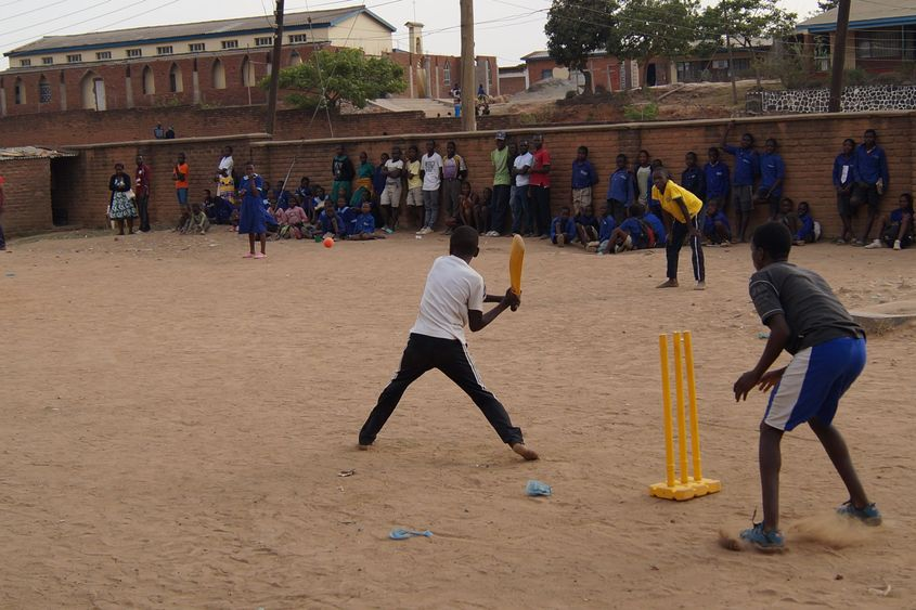 Cricket in Malawi