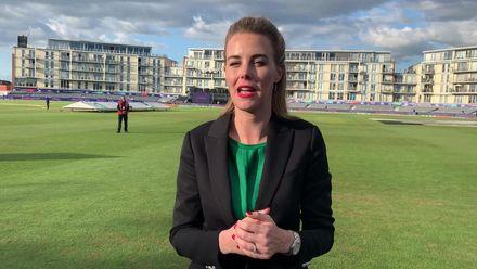 CWC19: WI v NZ WU9 - Elma Smit asks, can West Indies get 500?
