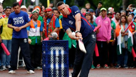 Kevin Pietersen, Opening Party - ICC Cricket World Cup 2019