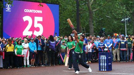 Abdur Razzak, Opening Party - ICC Cricket World Cup 2019