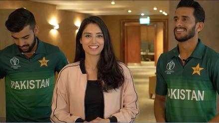 CWC19: Perfect Pairs – Shadab Khan and Hasan Ali