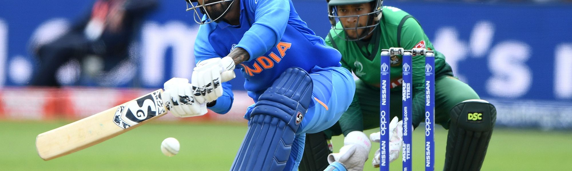 KL Rahul sweeps against Bangladesh