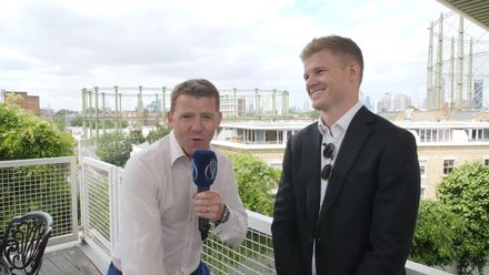CWC19: Eng v SA – Sam Billings talks to Niall about his injury and England's campaign